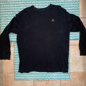 Jordan Thermal Black Shirt